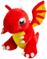 DragonValePlushToy-FireDragon