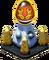 Gold Olympus Pedestal