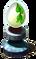 Mistletoe Pedestal
