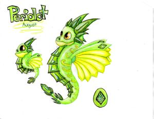 WTL Peridot Dragon