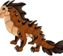 Leathery Dragon