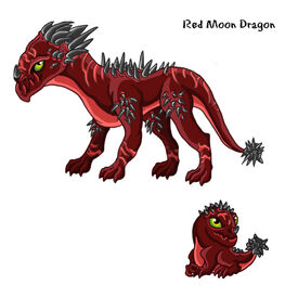 Red Moon Dragon