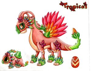 Tropical Dragon