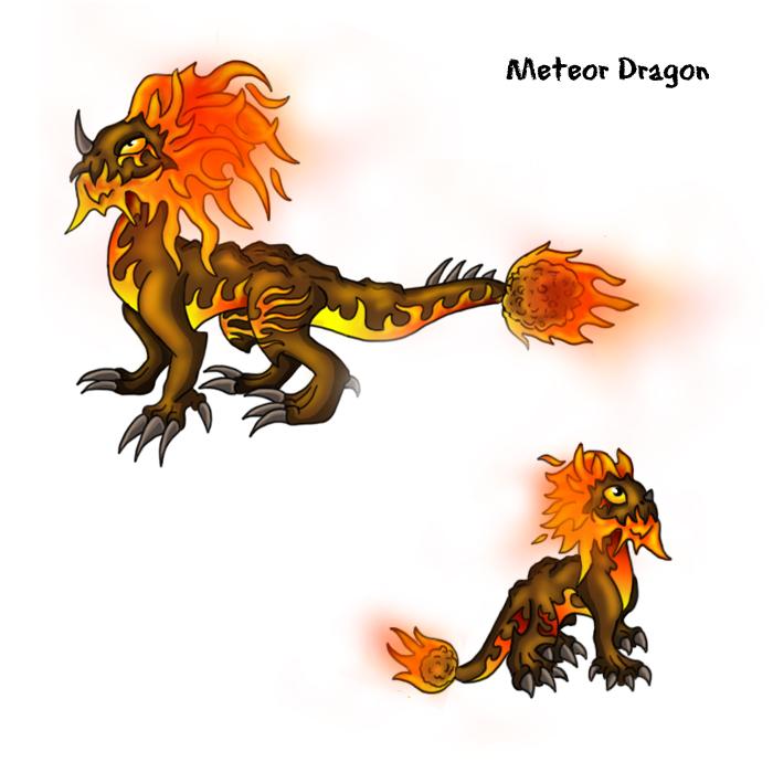Image - Meteor Dragon ...