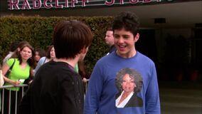 Josh Runs into Oprah