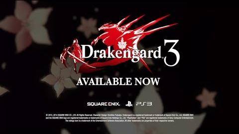 Drakengard 3 - Launch Trailer