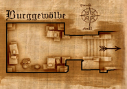 Burggewölbe Lagerraum