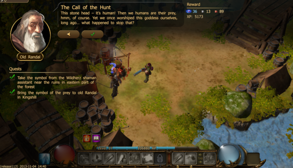 The call of the hunt drakensang online wiki