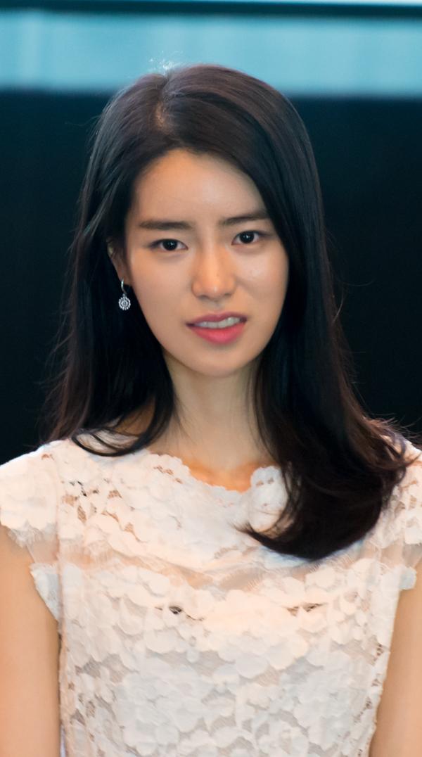 South Korean actors Lee You-Young , Lim Ji-Yeon and Ju Ji