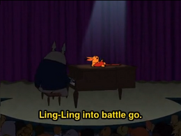 Ling-Ling's Battle Song Cover