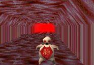 Weird aby in flesh tunnels