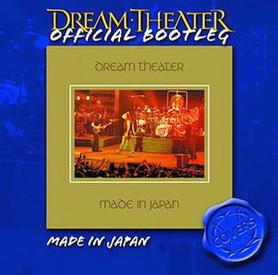 Made In Japan Dream Theater Wiki Fandom Powered By Wikia