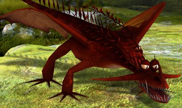 how to train your dragon changewing fanfiction