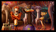 Circus animals bgl2