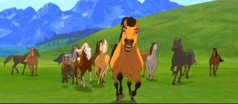 Image Spirit Herd Jpg Dreamworks Animation Wiki