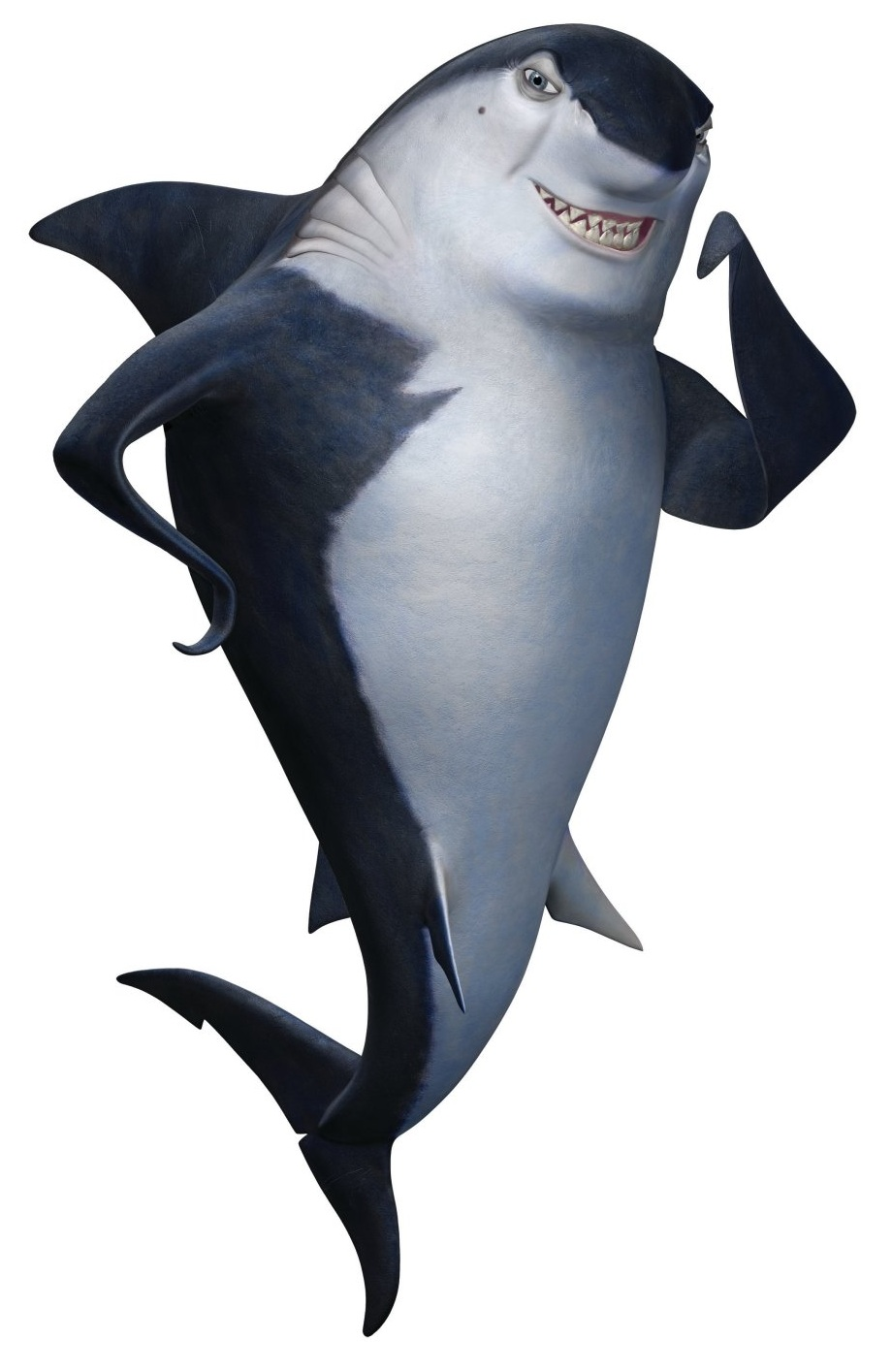 who does jack black play in shark tale