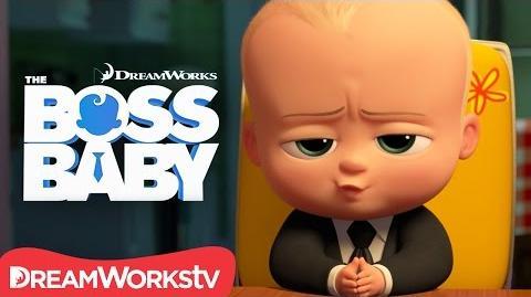 THE BOSS BABY Teaser Trailer