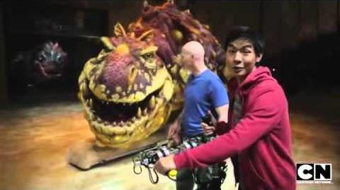 Dreamworks Dragons Riders of Berk Dragons Live Spectacular - Behind the Scenes
