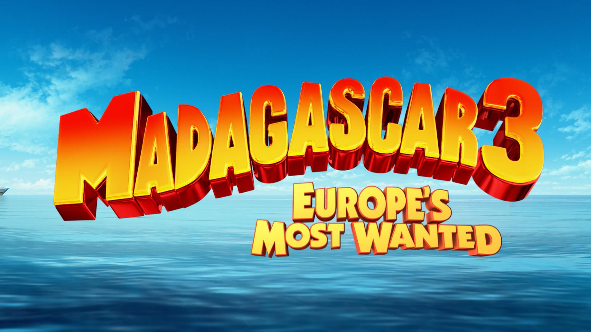 Madagascar 3 Lemur Song Madagascar 3 Europe s Most