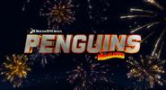 Penguins of Madagascar - Movie title