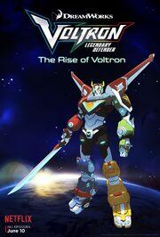 Voltron poster