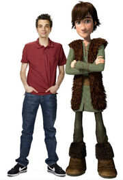 How to train your dragon jay baruchel