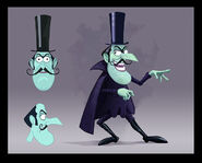 Rocky and Bullwinkle Short Concept Art 31