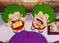 Gatchans weird faces