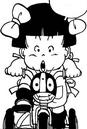 Kinoko tricycle manga