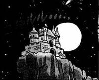 Trampire's castle manga