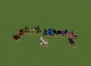 All Fairy Horses