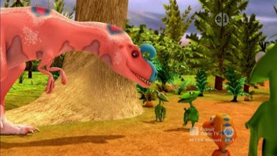 Dinosaur Train Apatosaurus King Cryolophosaurus |...
