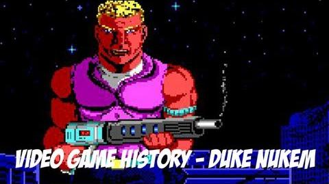 Video Game History - Duke Nukem