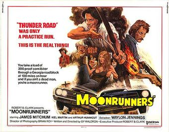 Moonrunners, promotional poster 4