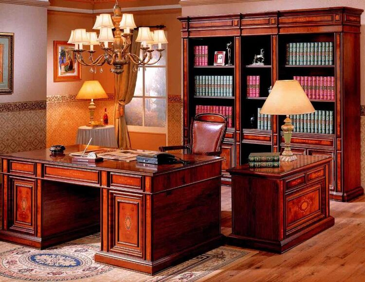 Old-Fashioned Office