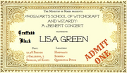 Wikia DARP - Benefit Concert-Ticket GrBl