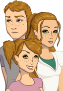 Xyli siblings