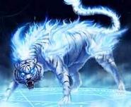 Maletese Tigeress patronus