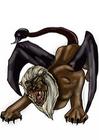 Wikia DARP - Manticore attacking