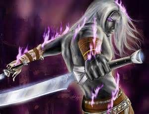 DRIZZT IS BEAST!!!!!!!!!!!!!!!!!!