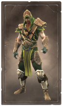 Rockspirit armor