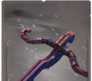 Kenashi Weapons