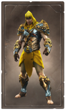 Mordosis armor