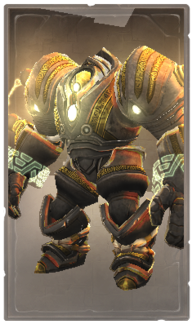 Lightning colossus