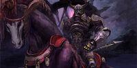 Blackguard, Variant (3.5e Prestige Class)