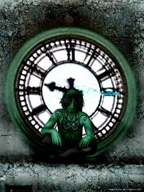 Keeper Of Time by ClaytonBarton