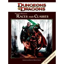 WP Classes and Races