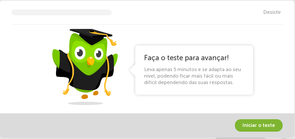 placement test duolingo wiki fandom powered by wikia. Black Bedroom Furniture Sets. Home Design Ideas