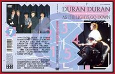 8-DVD AsTheLightUS