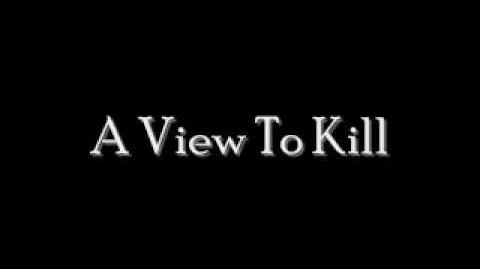 A View to a Kill - Skye